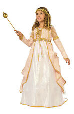 Girl's Shimmering Princess Costume Renaissance Fairy Tale Child's Size Small
