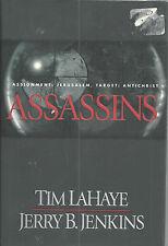 LaHaye Jenkins Left Behind Assassins Hard Cover Book Fiction Detective 1999