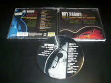 Ray Brown Trio - Some Of My Best Friends Are...Guitarists CD Telarc – CD-83499