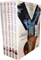 Y: The Last Man Vol 1-5 by Brian K. Vaughan 5 books collection set Paperback NEW