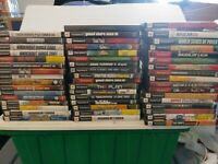Lot Of 50 Different Sony PS2 Games In Cases READ Desc