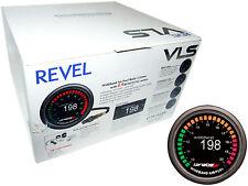 Tanabe Revel VLS OLED UEGO Wideband Air Fuel Ratio Gauge with 4.9 LSU O2 Sensor