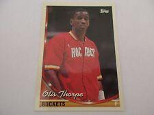 Carte NBA TOPPS 1993-94 #99 Otis Thorpe Houston Rockets