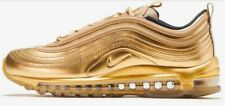 Nike Air Max 97 Gold Medal Mens Shoes Triple CT4556-700 QS DS RARE VTG Olympic