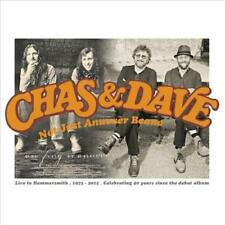 CHAS & DAVE - NOT JUST ANUVVER BEANO: LIVE IN HAMMERSMITH 1975-2015 NEW CD