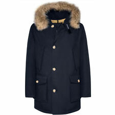 WOOLRICH ARCTIC PARKA DF (Slim Fit) UOMO colore BLU - WOCPS1674CN01.MLB