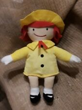 Madeline plush Doll 14 In Yellow And Red Outfit from Kohls