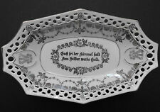 Boda, Schumann-Arzberg, aniversario, porcelana, cáscara, Jugendstil, 1915/25, top +++