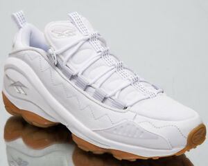 Reebok DMX Run 10 Gum New Men's Lifestyle Shoes 2018 White Scull Grey CN3568