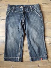 Esprit 3/4 Jeans Hüftjeans Gr.34 Top