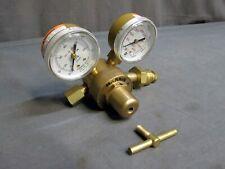 "Harris 301AR-5810 5/8"" NPT Single Stage Flowgauge Pressure Regulator CGA-580"