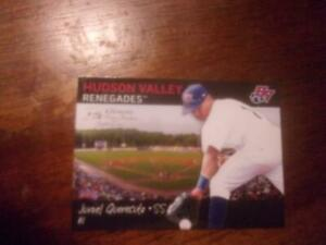 2011 HUDSON VALLEY RENEGADES Single Cards YOU PICK FROM LIST $1 to $3 each OBO