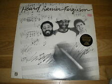 HEARD RANIER FERGUSON no more blues LP Record - sealed