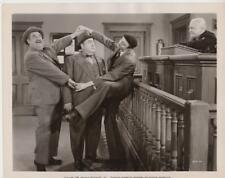 """Eugene Pallette in """"Sandy Is a Lady"""" Vintage Movie Photo"""