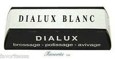 DIALUX WHITE BLANC ROUGE POLISHING COMPOUND PASTE JEWELRY GOLD PLATINUM SILVER