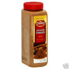 Tone's Ground Cinnamon 18oz shaker