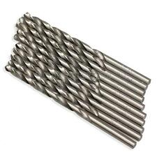 UN3F 10PCS 3.5mm Micro HSS Twist Drilling Auger bit for Electrical Drill New