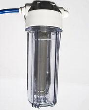 BioPellet Reactor Aquarium Remove Nitrate Phosphates HighFlow DenitrifactionReef