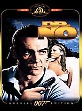 Dr. No (DVD, 2000, Special Edition) w/Sean Connery Sealed Free Mailing