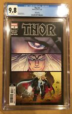THOR # 2 CGC 9.8. FIFTH PRINTING (11/20). DONNY CATES.