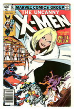 X-Men 131   1st White Queeen cover