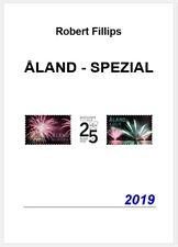 Fillips Aland-Spezial 2019 catalogus Aland Katalog catalogue catalog