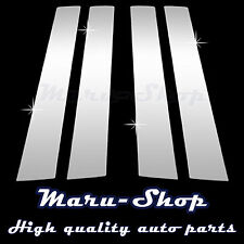 Chrome B-Pillar Post Decal Sticker Trim for 13~15 Chevrolet Malibu