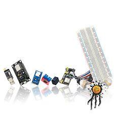 NodeMCU ESP8266 Internet of Things Development Beginner Mega Set +80 Teile/Items