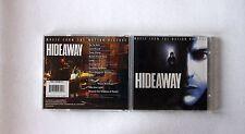 Original Soundtrack Hideaway  UK CD 1995 KMFDM Fear Factory Front Line Assembly