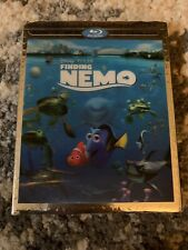 Finding Nemo Blu ray 3D Blu Ray Extras and Dlc no Dvd