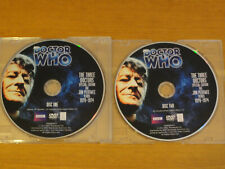 Doctor Who The Three Doctors Se Story No. 65 Dvd 2012 Pertwee R1 *Disc Only*