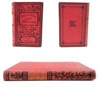 1897 El Capitan Pablo, Biblioteca de los Novelistas, Alejandro Dumas, Ch. Bouret