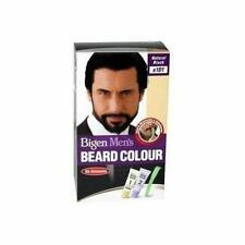 Bigen Men's Beard Colour B101 Natural Black (No Ammonia) Black