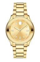 MOVADO 3600416 Ladies' MOVADO BOLD Gold-Tone Watch