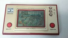 Nintendo game watch octopus oc-22 #050 [Exc]
