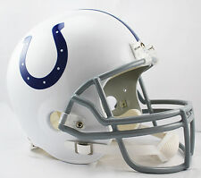 INDIANAPOLIS COLTS -Riddell Deluxe Replica Helmet