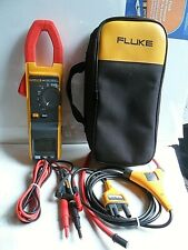 Clean Used Fluke 381 Remote Display Trms Digital Clamp Meter With Iflex I2500 18