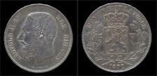 Leopold II 5 frank 1872