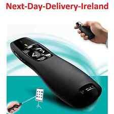 Wireless USB PowerPoint Presenter Remote Control Laser RF Pointer