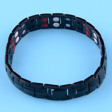 Titanium Anion énergie Magnétique Bracelet Santé 4 in 1 Bio Arthritis thérapie