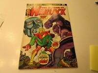 1973 POWER OF WARLOCK  # 7 IN FINE  + CONDITION , WITH DR. DOOM & THE BRUTE