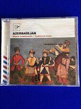 NEW SEALED - Azerbaidjan Traditional Songs, Chants Folk Bul-Bul Ogly Various
