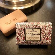 Beekman 1802 goat milk soap 3.5 oz Honey Grapefruit
