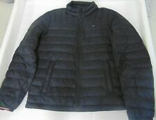 Tommy Hilfiger  Quilted Hooded Jacket, MEDIUM
