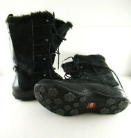 The North Face Primaloft 200 Gram Insulation Suede Lace Up Womens Boots Sz 7