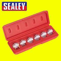 Sealey VS213 Noid Light Set 6pc Fuel Injector Signal Fault Test GM Ford Bosch