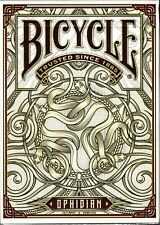 Ophidian [Bicycle] Playing Cards - New - Limited Edition (only 2500) - USPCC