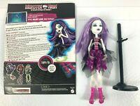 Monster High Spectra Vondergeist Doll Box Ghoul Alive Glows 2012