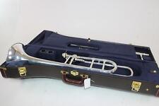 Bach Stradivarius Model 42BOS Professional Trombone GORGEOUS
