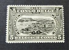 nystamps Belgian Congo Stamp Used Black Proof Rare